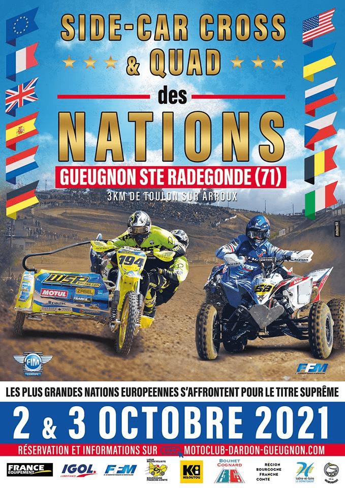 Nations - October 3, 2021