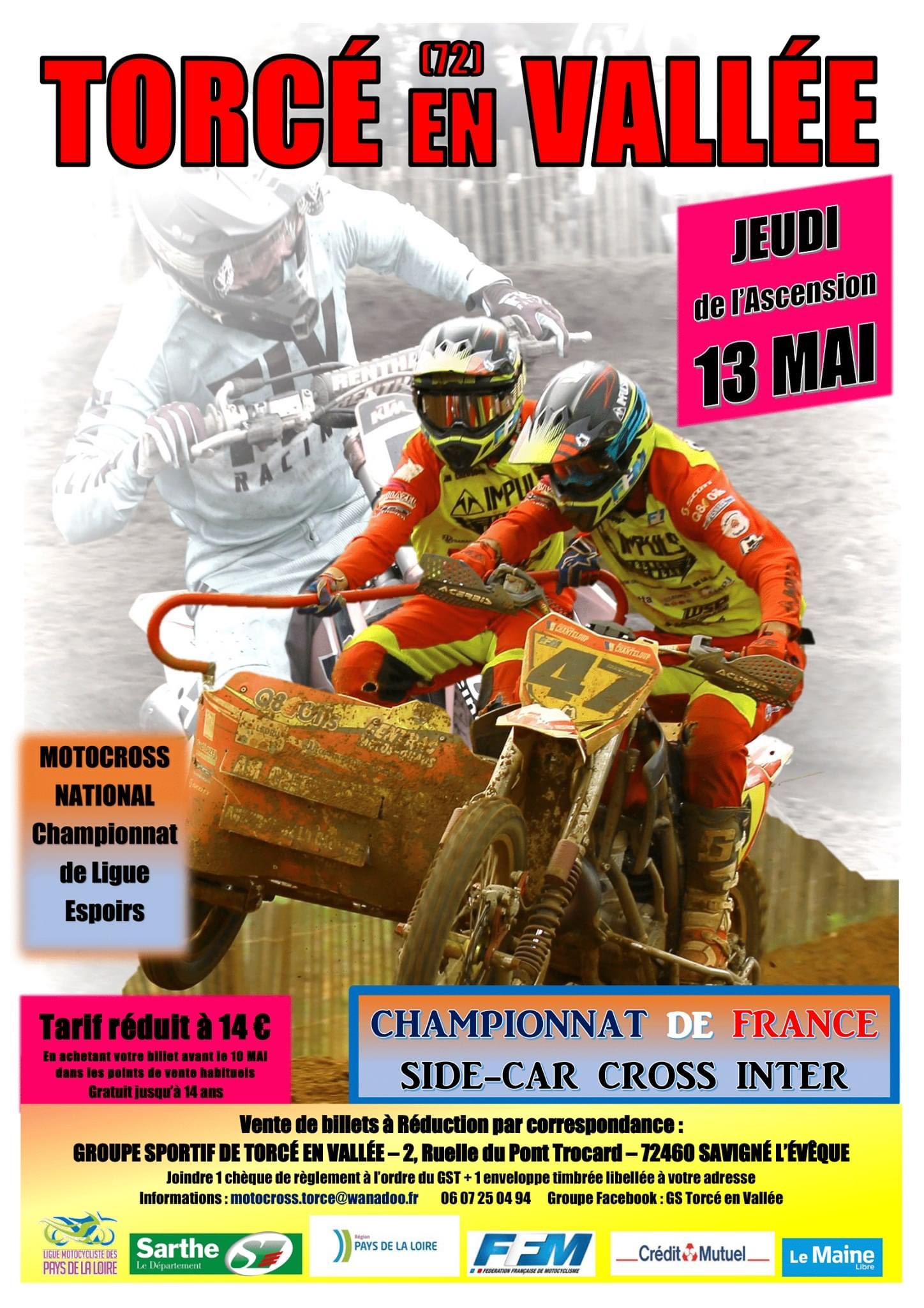 Torce en vallee 13 mei - May 13, 2021