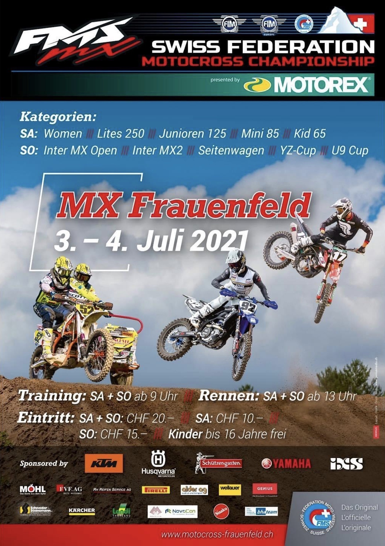 Frauenfeld - July 4, 2021