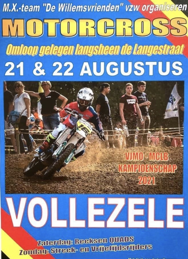 Vollezele - August 22, 2021