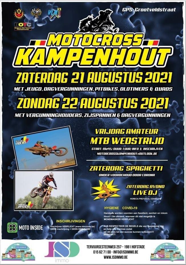 Kampenhout - August 22, 2021