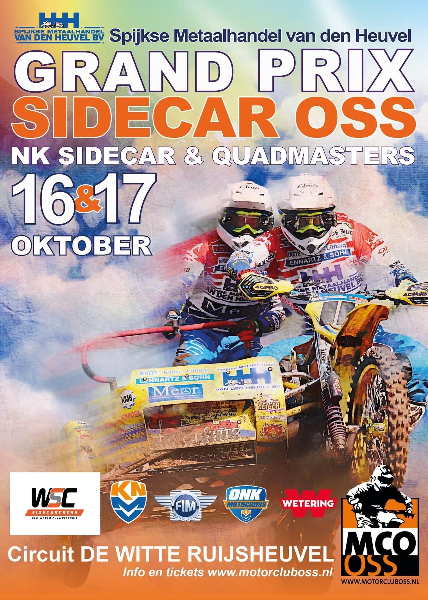 GP Oss 16 okt - October 17, 2021