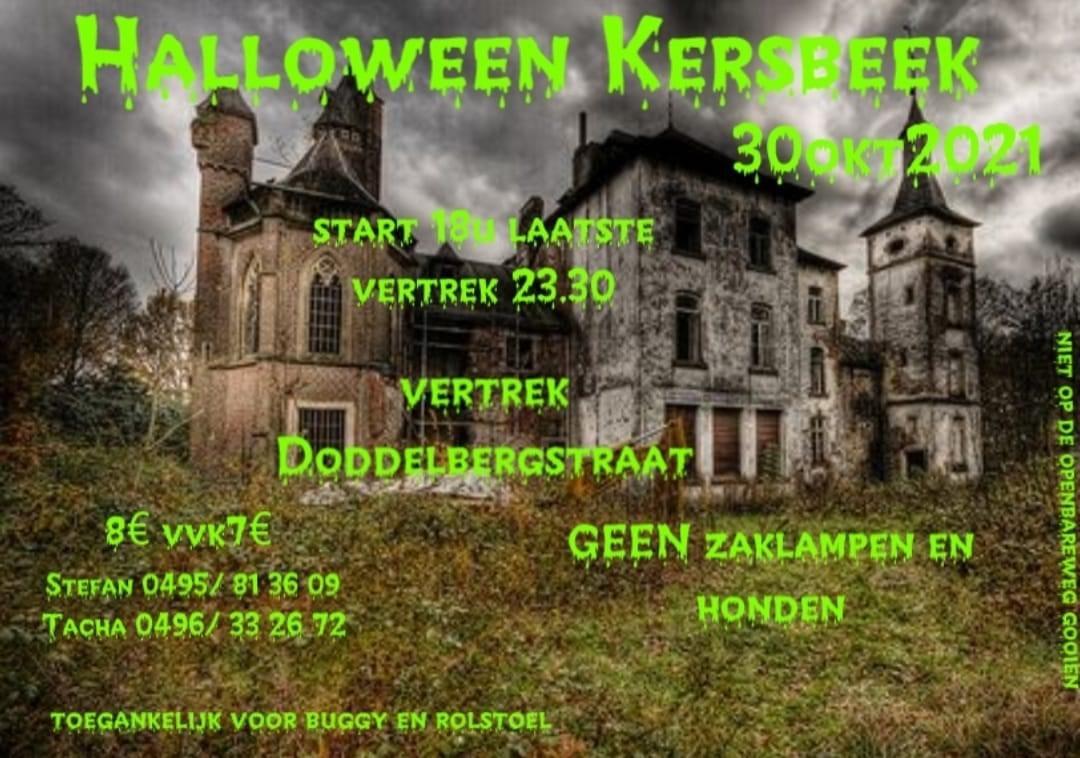 Halloween 30 okt - October 30, 2021
