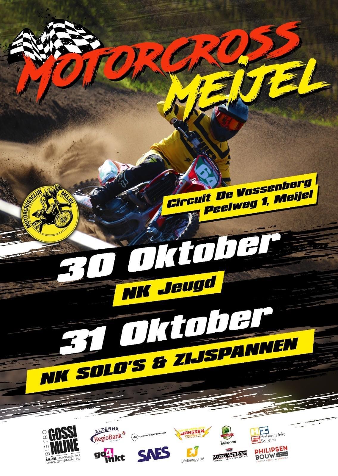 Meijel 31 ok - October 31, 2021